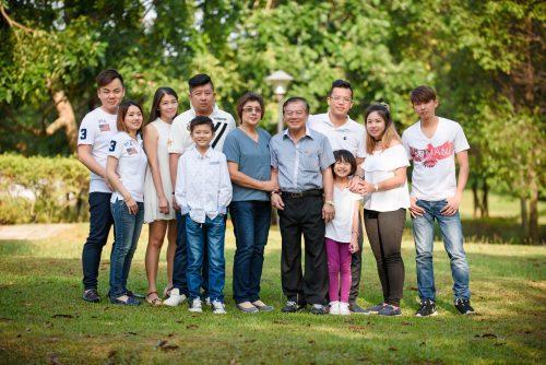 Tan's Family